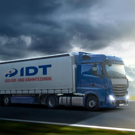 IDT distributor of insulation materials